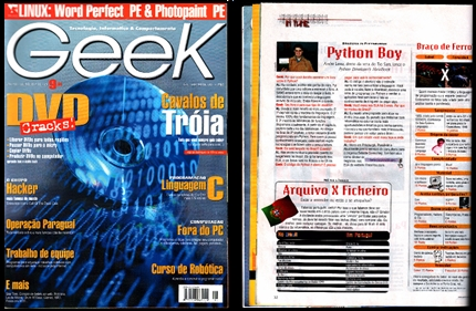 Geek Maganize